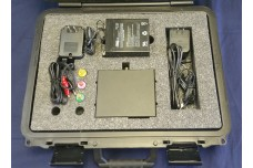 AIM-PRO Case - Protect your AIM and carry the new 12 V DC 5 Ah battery, charger, load sets and other accesories